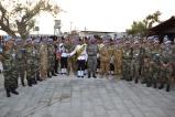 I peacekeepers granatieri