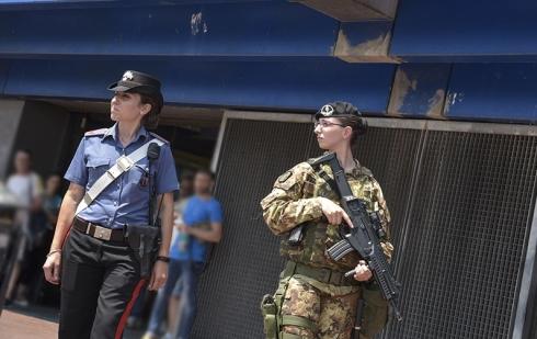 STRADE SICURE - Controlli congiunti Esercito - Carabineri