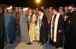 L'incontro delle autorità musulmane ecristiane