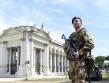 Militari del RGTL Ariete presidiano la sede di San Paolo fuori le mura (6)