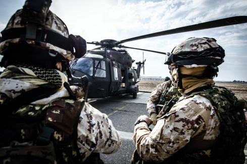 Avvicendamento al Comando della TG GRIFFON
