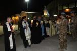 Preparazione alla processione comune