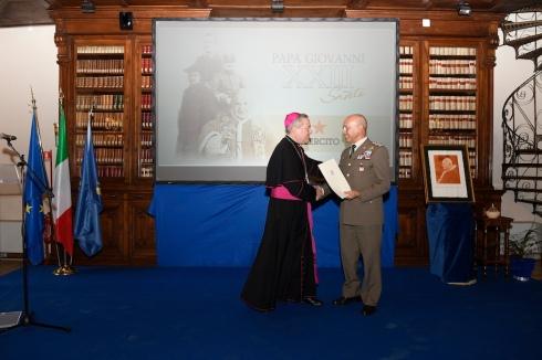 4 Consegna della Bolla Pontificia