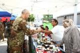 Libano - i militari italiani celebrano la giornata internazionale della pace con la popolazione locale (5)