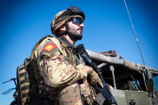 2017_10_16_Esercito_Ex NEO_Soccorritore militare all'interno dell'Unità oreativa