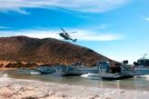 2017_10_25_JS17_ Prove generali sbarco anfibio operazione Joint Stars 2017_Sarco da mezzi anfibi GIS