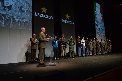 Discorso del Generale Claudio Graziano