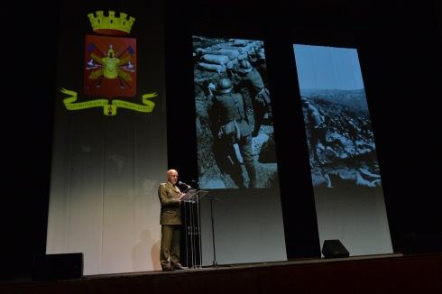 Discorso del Generale di C.A. Danilo Errico