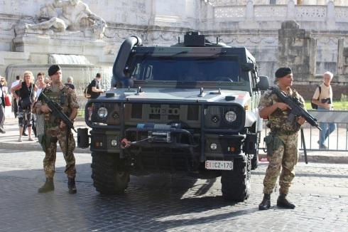 Roma, Operazione Strade Sicure