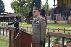 171114 gra 2. Il Comandante del COMFOP SUD, Generale C.A. Luigi Francesco DE LEVERA