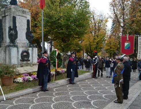 Celebrazioni del 4 novembre in ABRUZZO