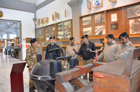 Museo Motorizzazione Militare