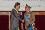 Sindaco di Padova e Gen. C.A. Bruno Stano