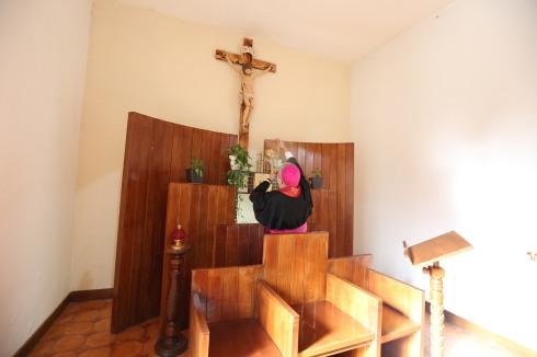 Benedizione Crocifisso