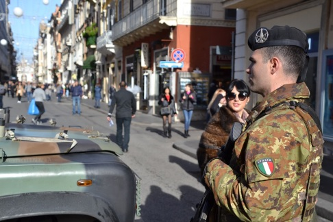 Strade Sicure Roma le vie dello shopping 2