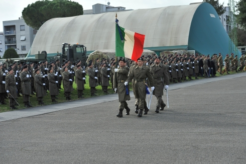 3. Bandiera di guerra dell'8° Reggimento Casilina