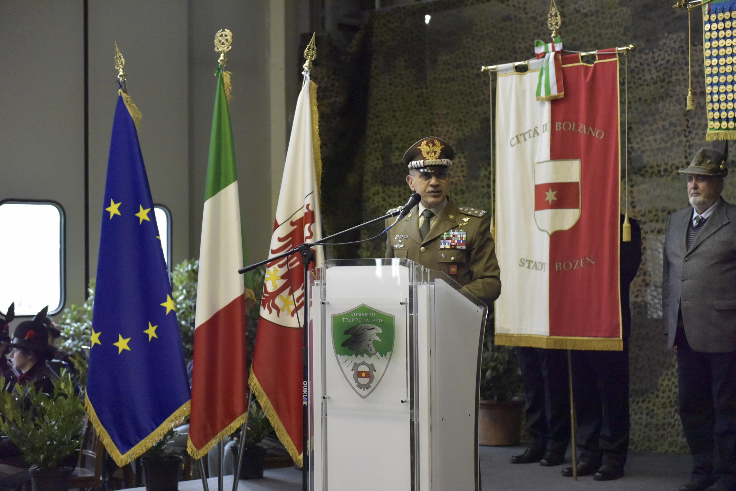 Allocuzione del Capo di Stato Maggiore dell'Esercito Generale C.A. Danilo ERRICO - Copia - Copia