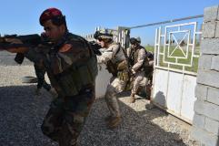 AIC terminata la formazione di nuovi Istruttori Militari