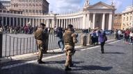Pattuglie dell'Esercito a Roma (1)