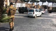 Pattuglie dell'Esercito a Roma (2)