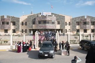 TF Praesidium_il Primo Ministro Iracheno Ḥaydar al-ʿAbādī in visita al Ministero delle Risorse Idriche (2)