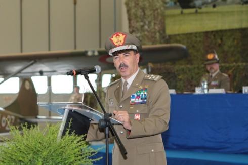 Allocuzione del Capo di Stato Maggiore dell'Esercito Generale di Corpo d'Armata Salvatore FARINA 2
