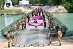 Il Ponte del 2° reggimento Genio Pontieri sul fiumePiave