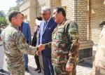 Foto 11 – incontro con il Comandante del 207 Corpo d'ArmataANA
