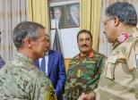 Foto 12 - incontro con Comandante 606 ANP