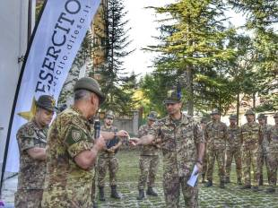 La consegna degli alloggi al personale della Brigata Alpina Taurinense (3)