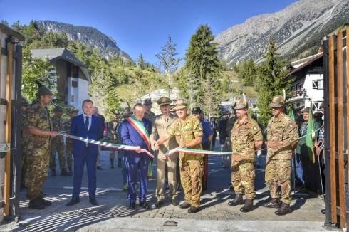 L'inaugurazione del complesso alloggiativo riqualificato (3)