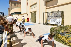 Percorso Military Fitness