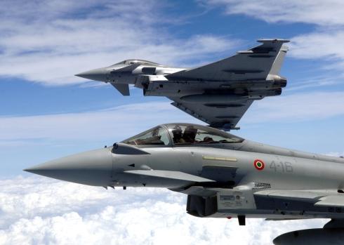 Eurofighter_rep Difesa Aerea_