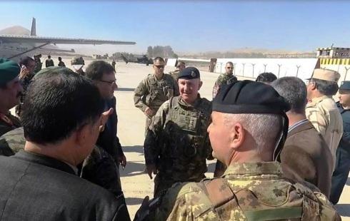 Foto 1 - arrivo presso Qal eh ye Now