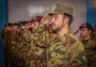 4. Personale del contingente italiano a Kabul