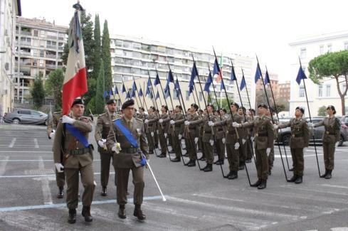 Bandiera del Corpo di Commissariato dell'Esercito