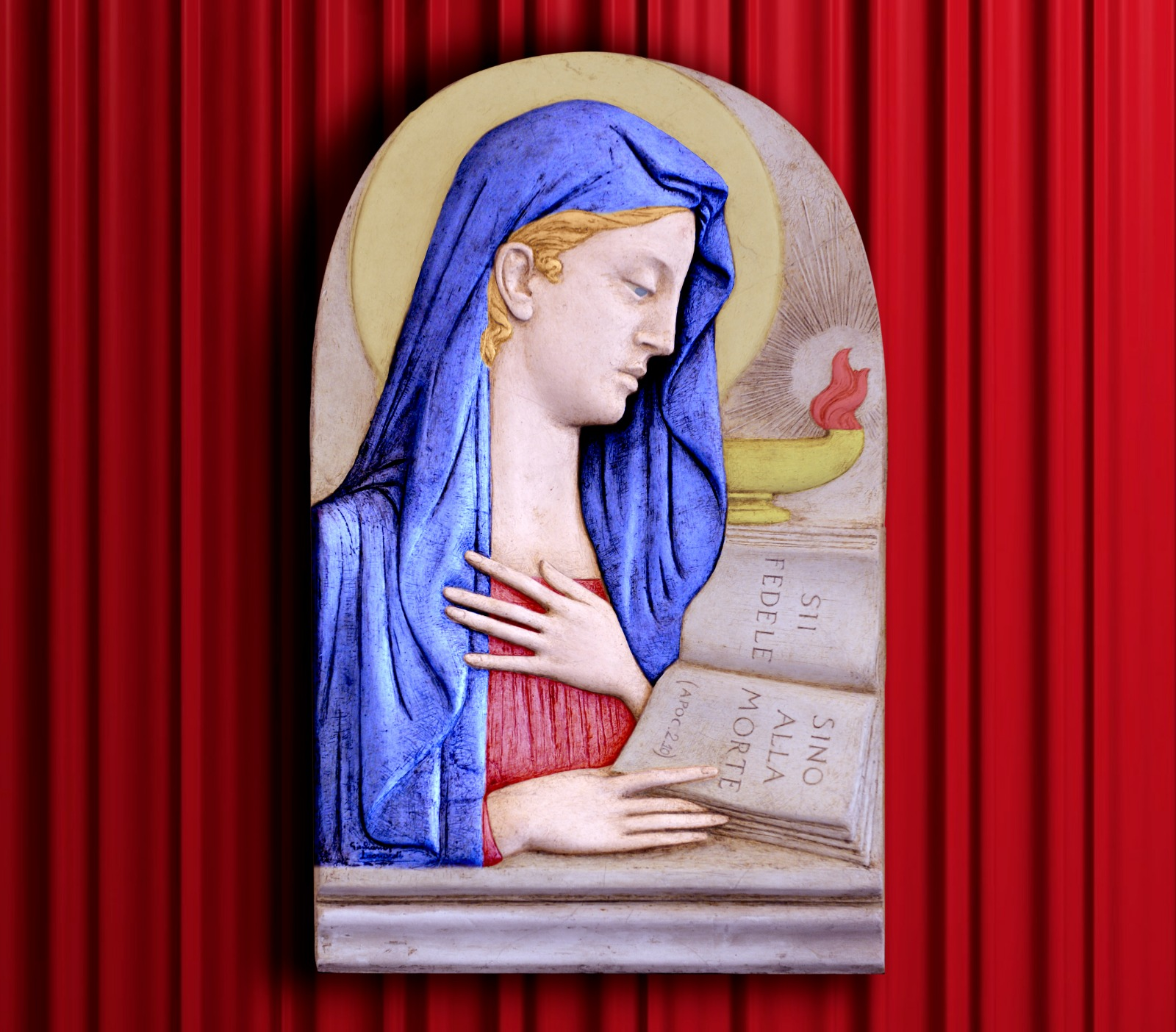 Celebrazioni Virgo Fidelis (7)