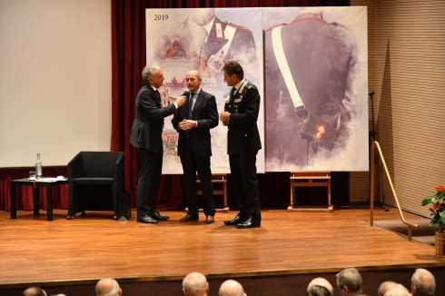 Presentazione Calendario Storico Carabinieri 2019 (6)
