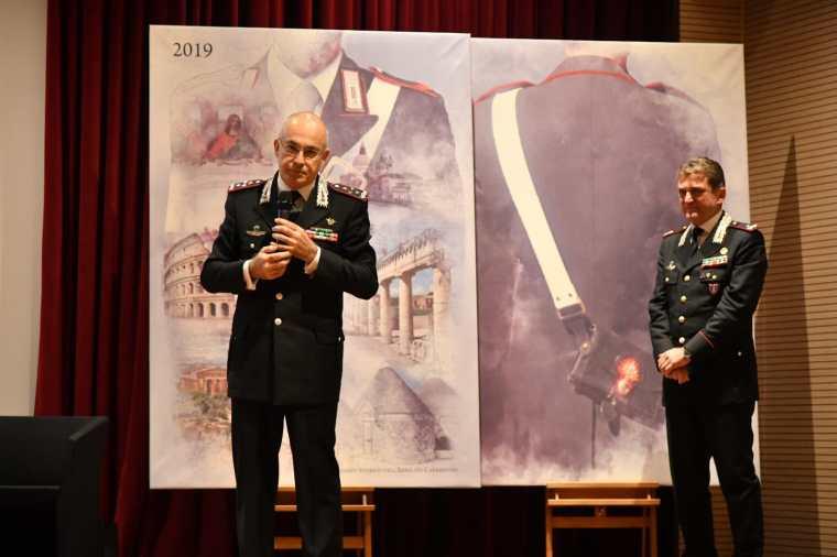 Calendario Storico Carabinieri 2019.Presentazione Calendario Storico Carabinieri 2019 9