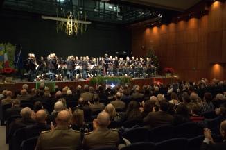 01_Momento del concerto della banda dell'Esercito Italiano