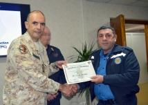 3718a5b6-f5ca-406f-88dc-604fd2921fd6foto 6 - missione in iraq - momento di cerimonia di fine corso