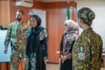 Afghanistan, corso di tecniche di polizia ed autodifesa per il personale femminile dell'Afghan NationalPolice