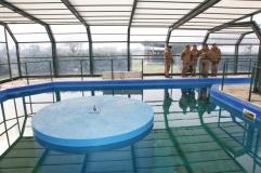 piscina fisioterapica_ospedale veterinario militare