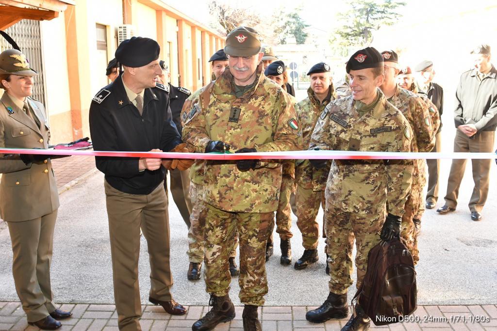 3. L'inaugurazione della nuova aula informatizzata