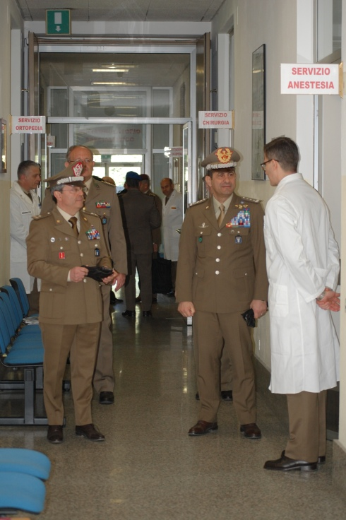 Centro Ospedaliero Militare di Milano