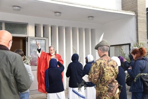7. Afghanistan, rito liturgico della benedizione degli ulivi