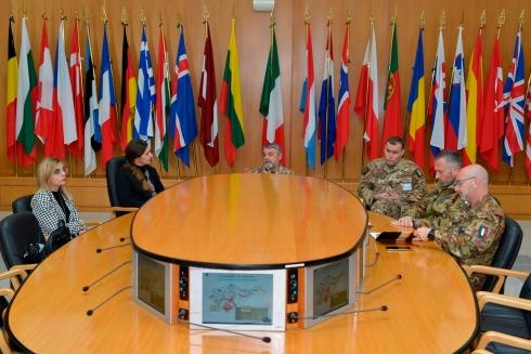 Briefing Gen. b. Manlio Scopigno 2