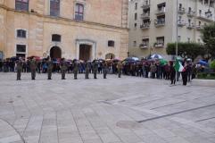 Cerimonia dell'Alzabandiera