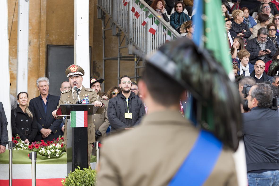 Il Capo di Stato Maggiore dell'Esercito 1
