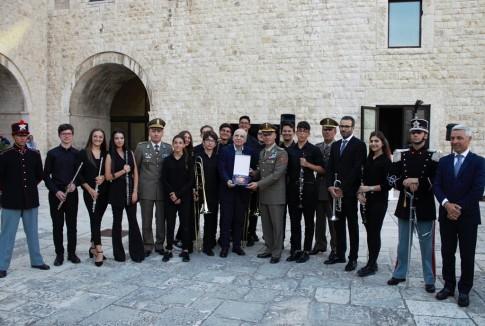 5.Rappresentanza Liceo Musicale CASARDI presente all'evento